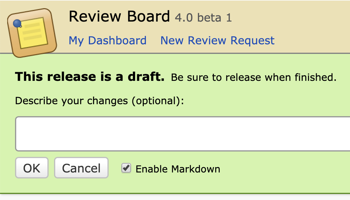 Review Board 4.0 Beta 1